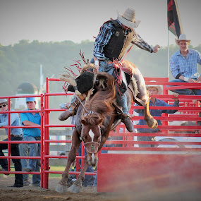 Getting Western by Brian  Shoemaker  - Sports & Fitness Rodeo/Bull Riding (  )