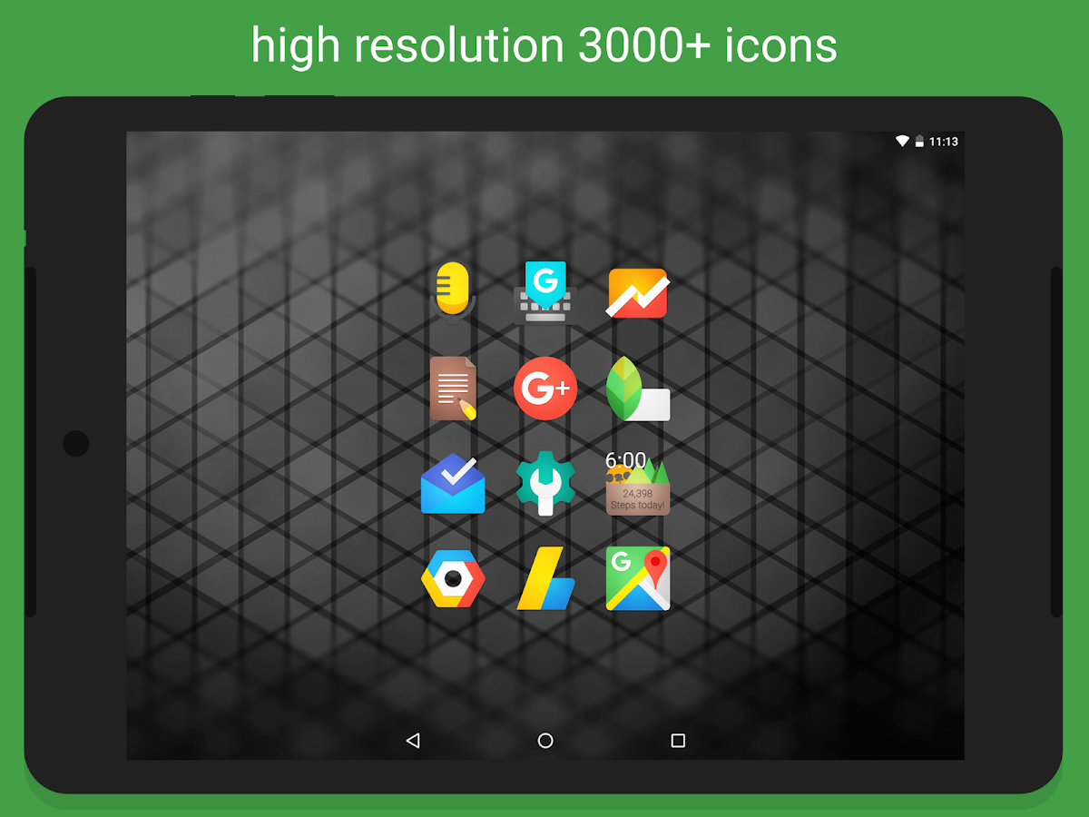 Vibion - Icon Pack Screenshot 8