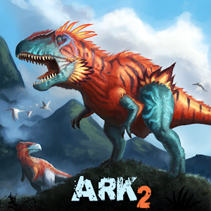 Jurassic Survival Island: ARK 2 Evolve For PC (Windows & MAC)