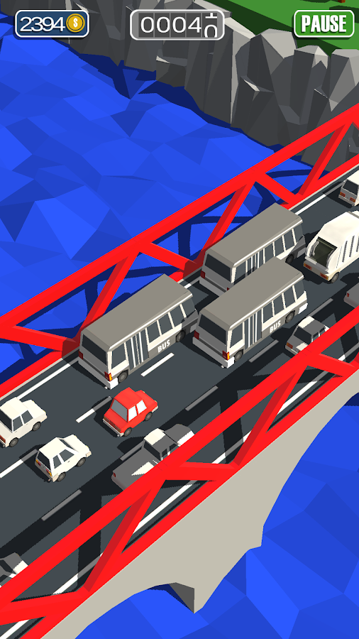 Commute: Heavy Traffic Screenshot 3