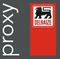 BRAINE-LIGHT Referenties Proxy Delhaize