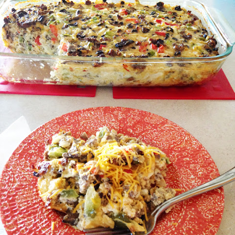 World's Best Breakfast Casserole