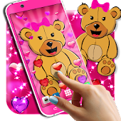 App teddy bear live wallpaper APK for Windows Phone