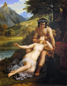 Mythological Lovers, a 10-Hour Pose with 2 Models