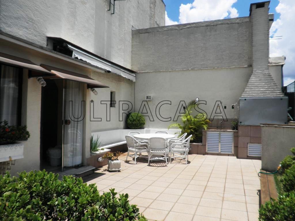 Cobertura à venda, Brooklin, São Paulo