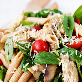 Penne Spinach Pasta Salad Recipes