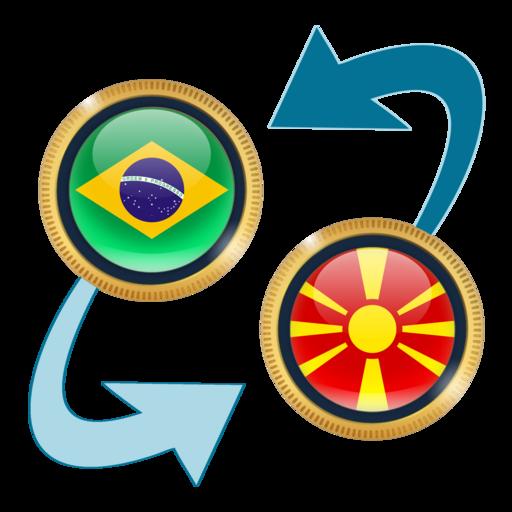 Android aplikacija Brazil Real x Macedonian Denar na Android Srbija