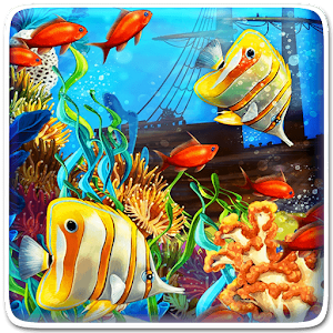 Fish live wallpaper apk for blackberry download android for Fish live game