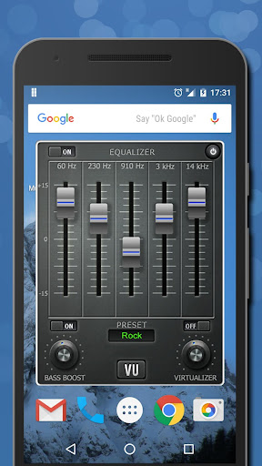 Music Volume EQ - Sound Bass Booster & Equalizer screenshot 6