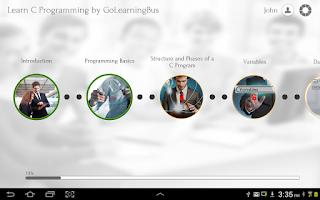 Screenshot of Learn C Programming
