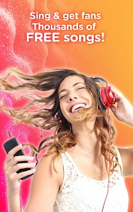 App Red Karaoke Sing & Record APK for Kindle