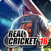 Real Cricket ™ 16 APK for Bluestacks