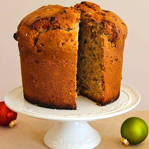 Recipe of Pan de Pascua (Fruit Cake)