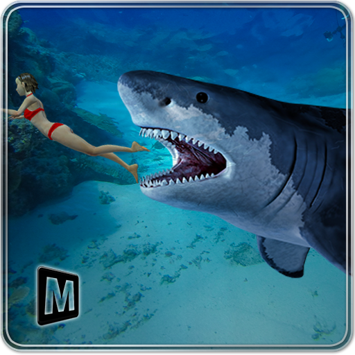 Blue Angry Shark 2016 (game)