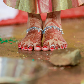 by Dhruv Ashra - Wedding Details