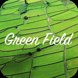 Cover art Green Field Keyboard Theme
