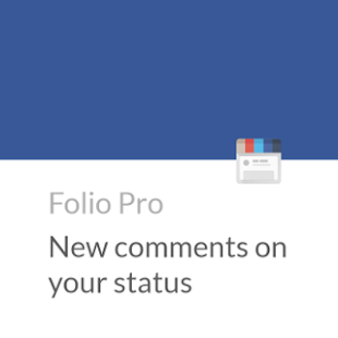 Folio Pro- screenshot thumbnail
