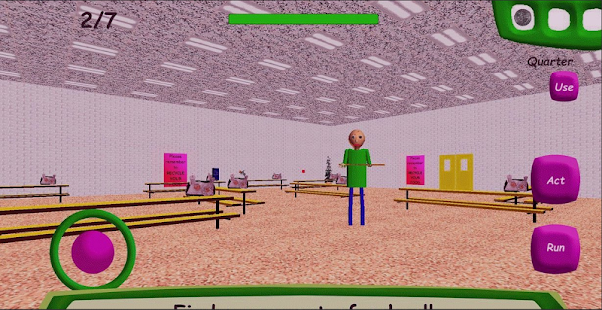 Baldy's Basix In Education And School Mobile game