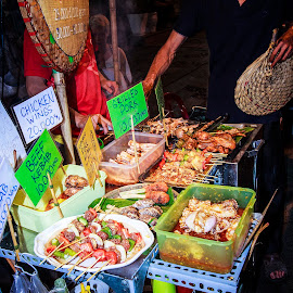 Street food by Fransiskus Chai - Food & Drink Meats & Cheeses (  )