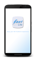 Screenshot of Fast Lite for Facebook