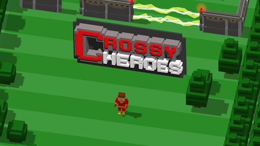 Crossy Heroes: Avengers of Smashy City screenshot 5