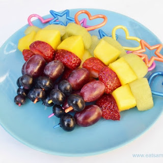Fruit Skewers Strawberry Recipes