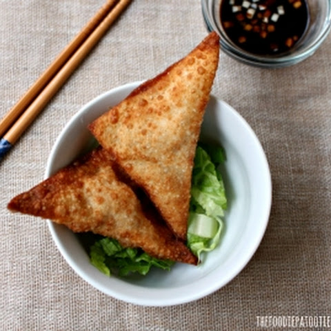 National Crabmeat Day | Crab Rangoons