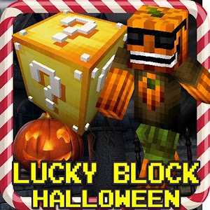 Cover art Lucky Block Halloween