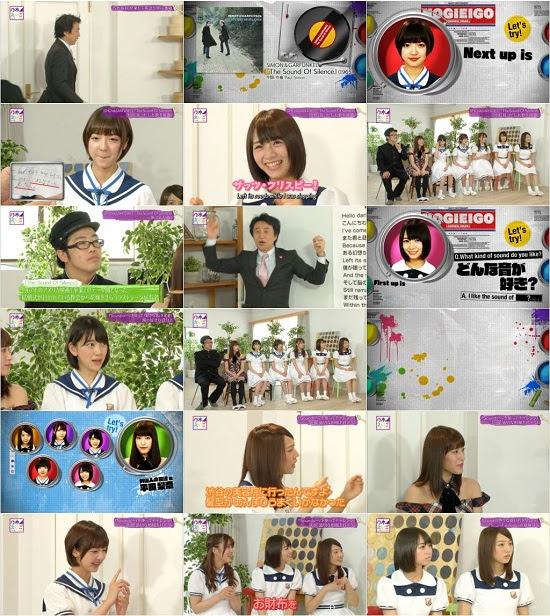 (TV-Variety)(720p) 乃木坂46えいご(のぎえいご) ep02 150718