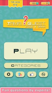 Trivia Quest™ Food Trivia - screenshot