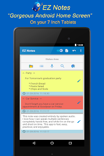 EZ Notes - The Swift Organizer- screenshot thumbnail