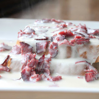 Creamed Chipped Beef Toast Recipes