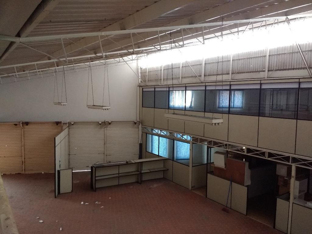 Galpão comercial para venda e locação, Vila Torres Neves, Jundiaí.