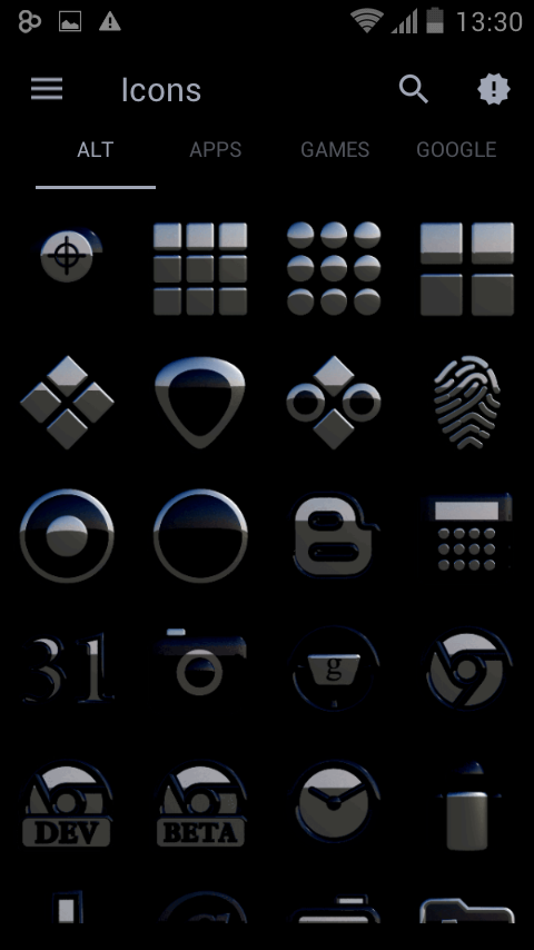 Icon Pack Sakato 3D Screenshot 6