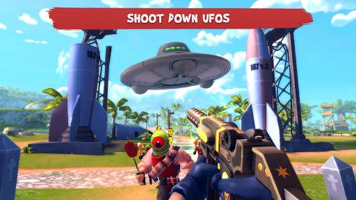 Blitz Brigade - Online FPS fun screenshot 1