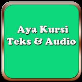ayat kursi teks dan audio APK for Lenovo