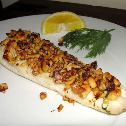 10 Best Walnut Crusted Fish Recipes | Yummly