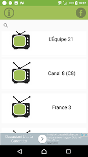 France TV info for satellite APK for Kindle Fire