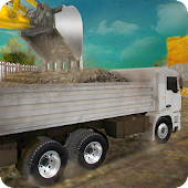 Dumper Truck Driver && Construction Crane Operator APK for Bluestacks