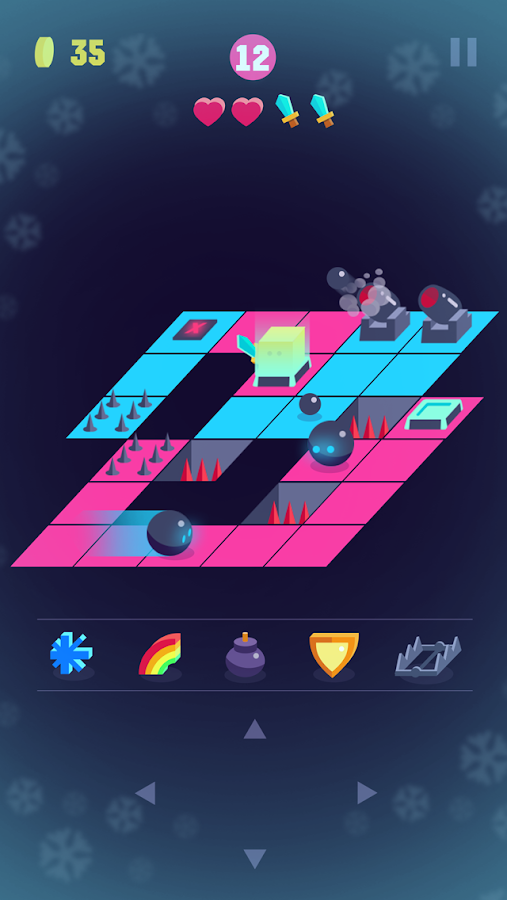 Crossy Maze Screenshot 4