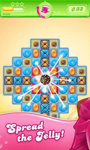 Candy Crush Jelly Saga [Mod] Apk - Xếp kẹo dẻo