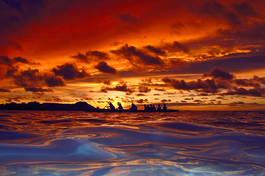 Paradise Blues by Brandon Mardon - Landscapes Travel