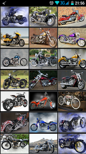 American Motorcycles - screenshot