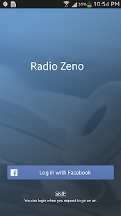 Oxford Institute Radio - screenshot