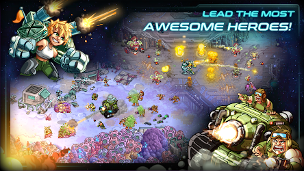 Iron Marines v1.1.0 APK 4