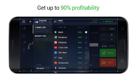 IQ Option - Binary Options APK for Windows