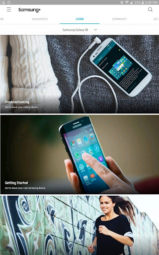 Samsung+ screenshot 15