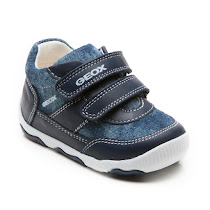 Geox New Balu Trainer TODDLER VELCRO