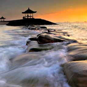 Clubmed Beach by Agus Devayana - Landscapes Sunsets & Sunrises