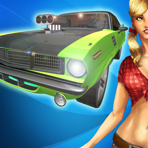 Fix My Car Classic Muscle 2 LT (game)